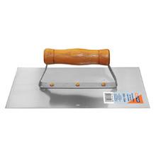 Desempenadeira Aço lisa cabo fechado 25,6x12cm Dexter