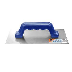 Desempenadeira Aço Lisa cabo Plástico 25,6x12cm Dexter