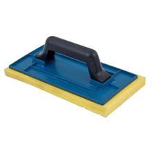 Desempenadeira Plástico com Espuma 14x27cm Momfort