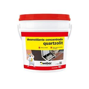 Desmoldante Concentrado 18L Quartzolit