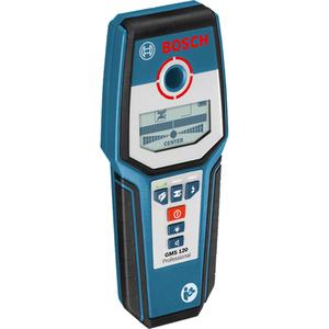Detector Metais GMS 120 Profissional Bosch
