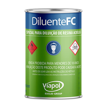 Diluente FC 1L Viapol