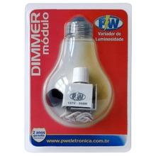 Dimmer PW-100 500W PI 220V PW Eletronica