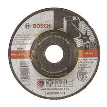 Disco 4.1/2X7/8 P/Desbaste de Inox Bosch