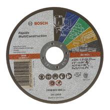 Disco Abrasivo Corte Multiconstruct 125Cm