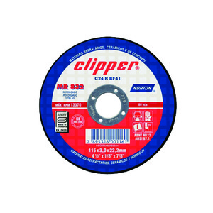 Disco Corte Clippper Mr 832 114,3X3X22,22