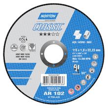Disco Corte Linha Azul Fino Classic 114,3x1x22 Norton