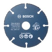 Disco De Corte Para Madeira Bosch