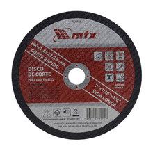 Disco de Corte Para Metal 180x22mm Gross