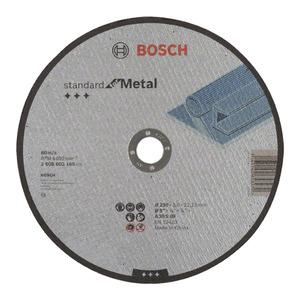 Disco de Corte para Metal 230mm Gr.30