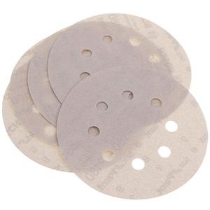 Disco de Lixa Excêntrica Massa Grão 180 Conjunto com 5 Bosch