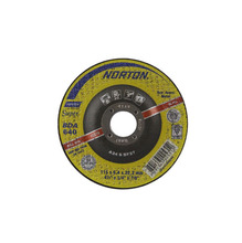 Disco Desbaste  Bda640 115 X6,4X 22,22 Super - Norton