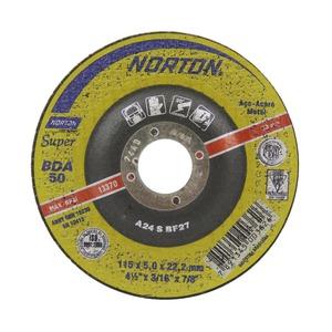 Disco Desbaste  Bda 50 115X5,0X22,22 Super - Norton