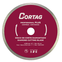 Disco Diamantado 200x25,4 Zapp 200 Cortag