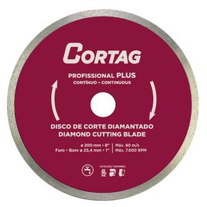 Disco Diamantado 200x25,4 Zapp 200 Cortag