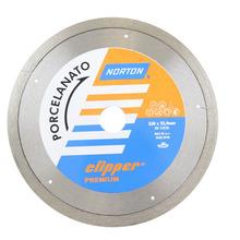 Disco Diamantado para corte Porcelanato. 230x25,4 - Norton