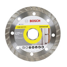 Disco Diamantado Standard Turbo 105mm Bosch