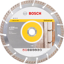 Disco Diamantado Standard Universal 230x22,23mm Bosch