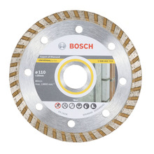 Disco Diamantado Universal Turbo 110 mm Bosch