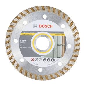 Disco Diamantado Universal Turbo 110 mm Bosch
