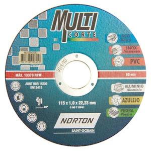 Disco Fino Multi Corte 114,3X1,0X22,22