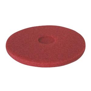 Disco Limpador Vermelho 350mm Bralimpia