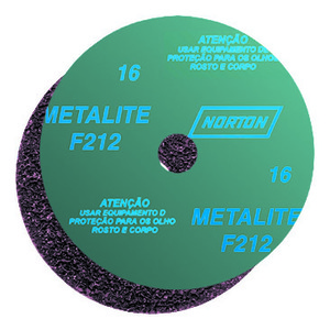 Disco Lixa Metalite F212 180 X 22 Gr 16
