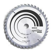 """Disco para  Serra Circular 7.1/4""""184mm 40 Dentes"""