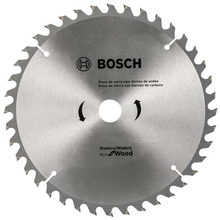 Disco para Serra Circular Eco 184mm 40 Dentes Bosch