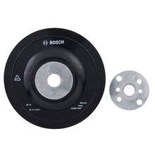"""Disco Suporte de Lixa 4.1/2"""" com Porca Bosch"""
