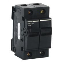 Disjuntor bipolar 100A 220Vca a 380Vca DQE2100 Eletromar