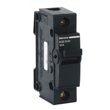 Disjuntor monopolar 20A 127Vca a 220Vca DQE1020 Eletromar