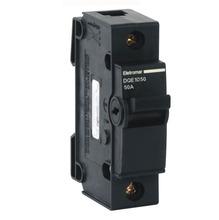 Disjuntor monopolar 50A 127Vca a 220Vca DQE1050 Eletromar