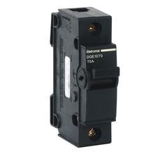 Disjuntor monopolar 70A 127Vca a 220Vca DQE1070 Eletromar