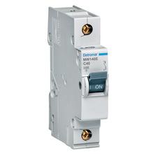 Disjuntor Din Monopolar 220/400V 40A 18x85,10x58,30mm Mw140E Eletromar