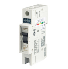 Disjuntor Din Monopolar 250-440V 10A 18x90x53mm 110-6 Siemens