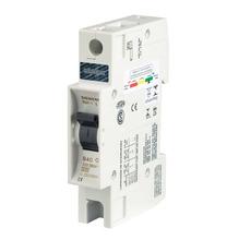 Disjuntor Din Monopolar 250-440V 18x90x53mm 125-6 Siemens