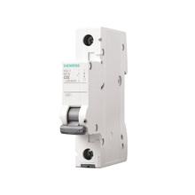 Disjuntor Din Monopolar Curva C 220V (440V) 10A  Siemens