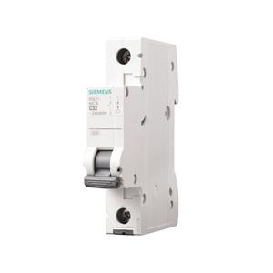 Disjuntor Din Monopolar Curva C 220V (440V) 50A  Siemens