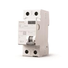 Disjuntor DR Bipolar 127/220V  1P+N 63A/30mA Tipo AC Siemens