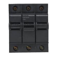 Disjuntor Nema Tripolar 220v a 380v 25A DQE3025 Eletromar