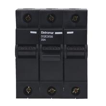 Disjuntor Nema Tripolar 220v a 380v 35A DQE3035 Eletromar