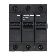 Disjuntor Nema Tripolar 220v a 380v 40A DQE3040 Eletromar
