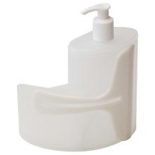 Dispenser Deter/Esp/Rod Plástico NAT20X17X9