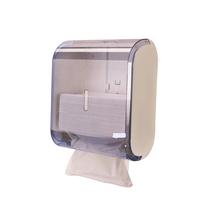 Dispenser para  Papel Toalha Folha Plástico Glass Premisse