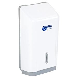 Dispenser Sabonete Líquido Plástico Branco 800 ml Columbus