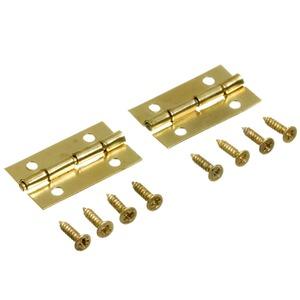 Dobradiça A28/10 Dourado 78990735 Better's
