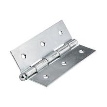Dobradiça para Móveis Comum 70x50mm Aço Galvanizado 1 peça