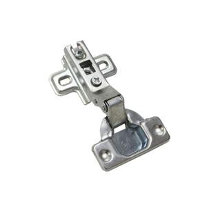 Dobradiça para Móveis Curva 35mm 110º Aço Galvanizado 1 peça