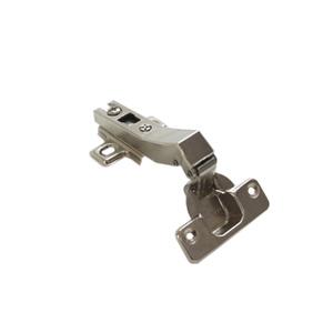 Dobradiça para Móveis Curva 35mm 110º Aço Galvanizado